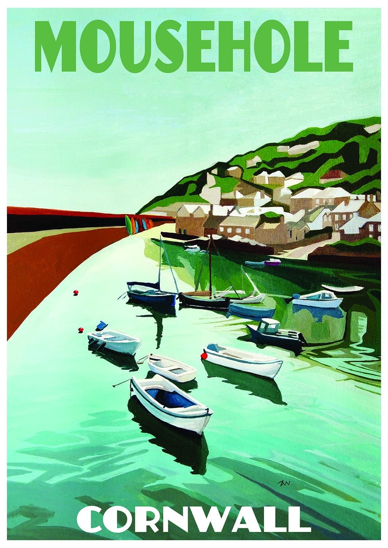Artist Jo Witherington Cornwall Paintings